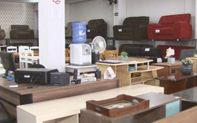 Bazar dos móveis: como montar sua casa, economizar e ajudar ao próximo?